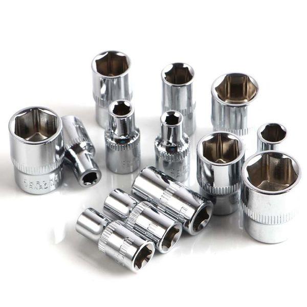 Outils de réparation européens et américains Clé à cliquet Set Kit manches pour voiture de réparation de vélos Outils Hardware