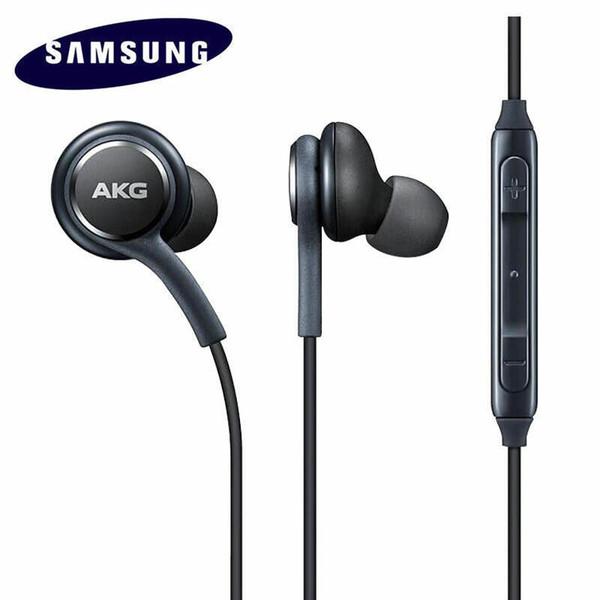 Original Samsung S9 S8 + s10 Note 8 AKG Auriculares Auriculares Auriculares Auriculares