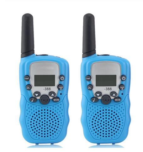 Wholesale Mini Toy Walkie Talkie Kids Radio 0.5W PMR PMR446 FRS UHF Frequency Portable Two Way Radio Ham Radio Hf Transceiver