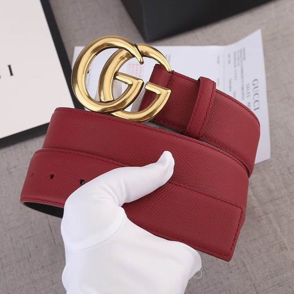 Ceinture cintos de grife Mens Designer Belt Snake Luxo Cinto De Couro Cintos de Negócios Das Mulheres Grande Fivela de Ouro com Caixa