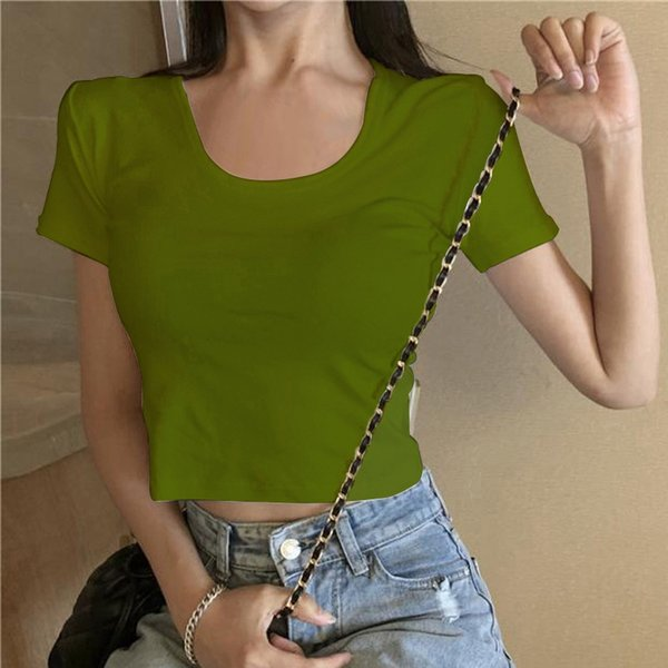 abacate verde em torno do pescoço