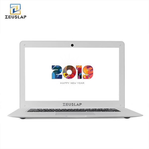 ZEUSLAP 14inch 8G RAM+500GB HDD Intel Pentium Quad Core Windows 10 System 1920X1080P FHD Home Office Notebook Computer Laptop
