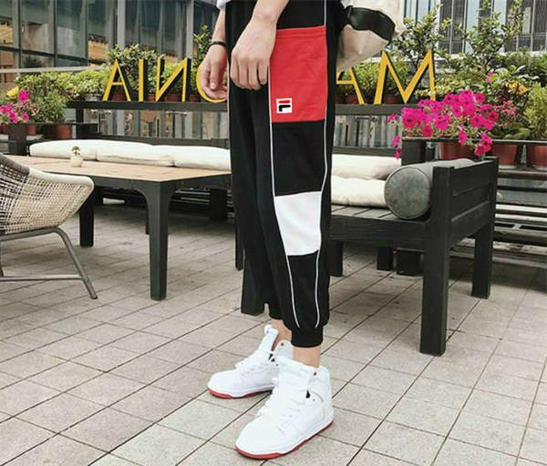 2019 Newly Jogger Jogginghose Skinny Joggers Herren Fashion Sporthosen Lange Herren Hosen Mans Designer Bekleidung Größe in M-4XL10