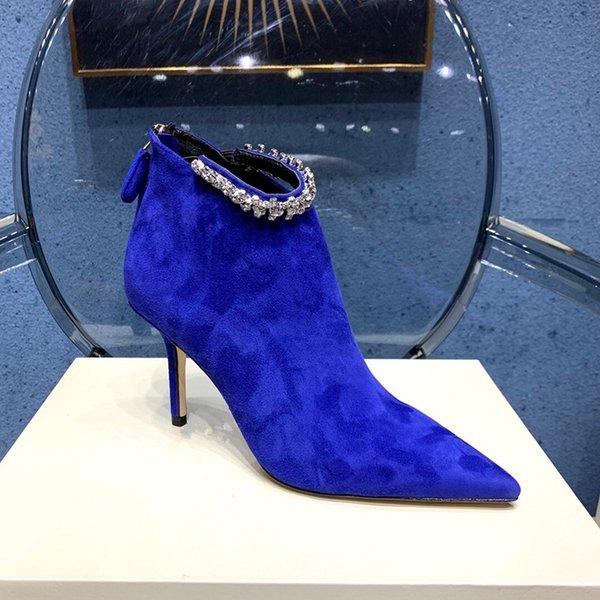 zapatos de tacón alto para mujer Zapatos de salón Marmont de diseño Zapatos de tacón grueso Zapatos de tacón grueso con encantadores Zapatos de fiesta negros con borlas pw0816