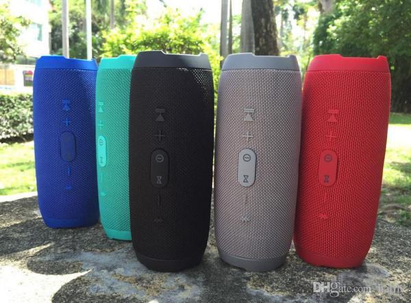 1 STÜCKE Charge3 Drahtloser Bluetooth Lautsprecher HIFI Mini Subwoofer Tragbarer Outdoor Bluetooth Lautsprecher Sport Lautsprecher für iphone 6/7/8 / X / Xmax JBL