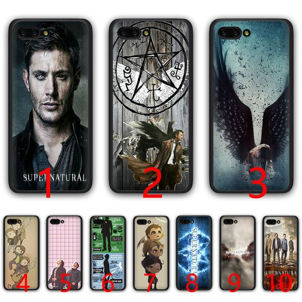 A Very Supernatural Christma Soft Silicone Black TPU Phone Case for Huawei Honor 6A 7A Pro 7C 7X 8X 8 9 10 Lite