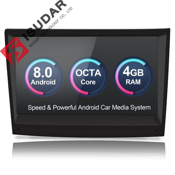 Isudar Car Multimedia Player 2 din Radio GPS Android 8.0 Stereo System For Porsche/911/997/Cayman/Boxter DSP Microphone Wifi