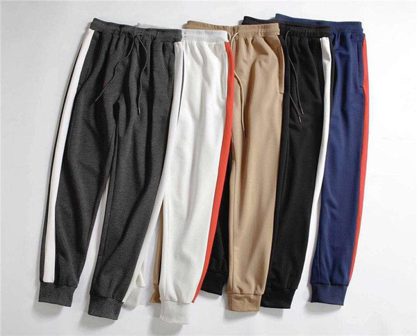 Designer Uomo Donna Sport pantaloni di marca Jogger Pantaloni Uomo Traccia Designer pantaloni Donne Streetwear jogging formato S-4XL B100375K