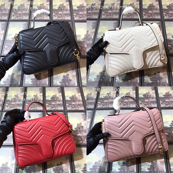 Tasarımcı cüzdanlar ünlü V Dalga çanta crossbody haberci zincir çanta 4 renk en kaliteli hakiki deri kadınları handbags