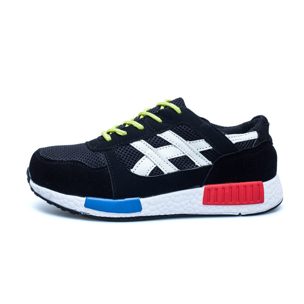 zapatos de seguridad negro