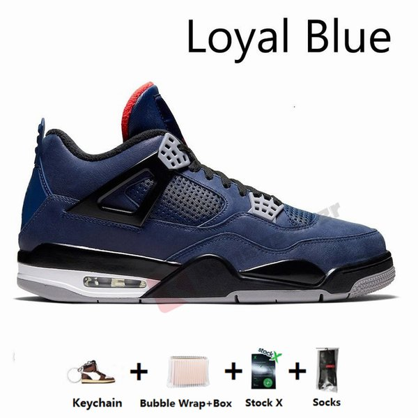 Bleu Loyal 4S-