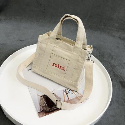 Frau tuch schulter umhängetasche einkaufstasche leinwand student messenger bags mädchen stickerei handtaschen umhängetasche reisetasche