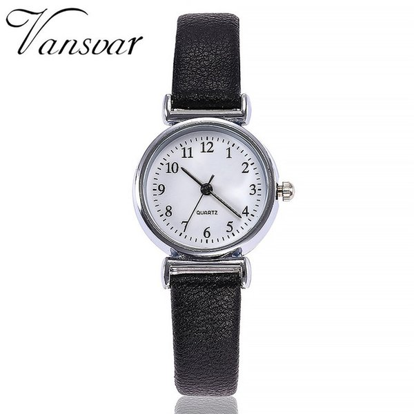 Fashion Watches Women Retro Small Dial Simple Casual Watch High Quality Women Quartz Wristwatch Relogio Feminino Clock Gift #c T190619