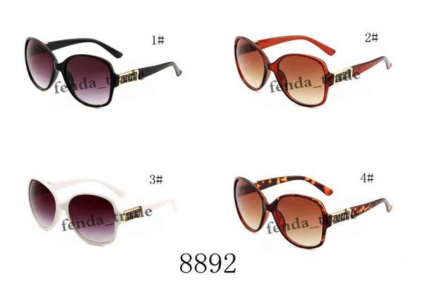 2019 Марка заводская цена солнцезащитные очки горячий продавать модный бренд дизайнер солнцезащитные очки женщины солнцезащитные очки классический очки большая рамка Oculos 8892