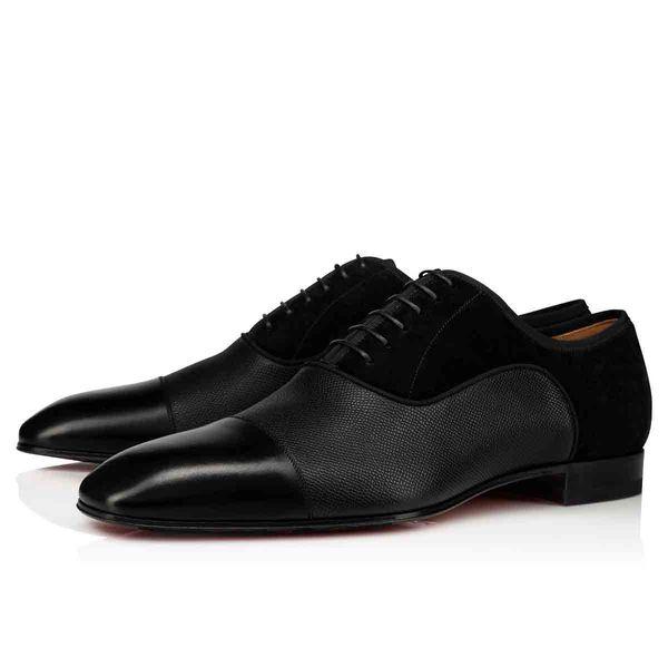 New Model Elegant Mens Flats Red Bottom