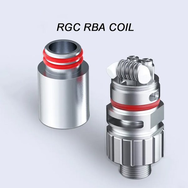 Smok Rpm Rgc Rba Coil Rebuildable Coil Deck With Built In 0 6ohm