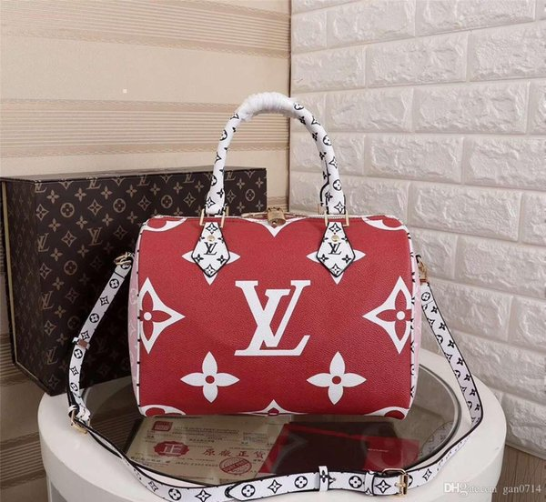 WHOLESALE LouisVuittonBoston Pillow Package Bruins luxury women shopping package evening package Pillow packages