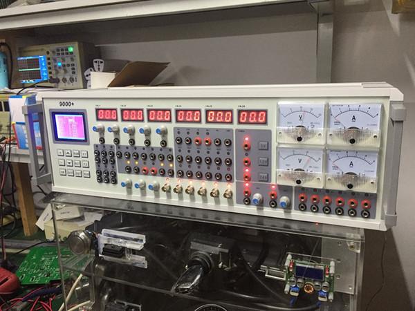 Compre Actualización Gratuita Automóvil Ecu Simulador Sensor Señal De Herramienta De Simulación Mst 9000 Mst 9000 2012 Versión Envío Gratis A
