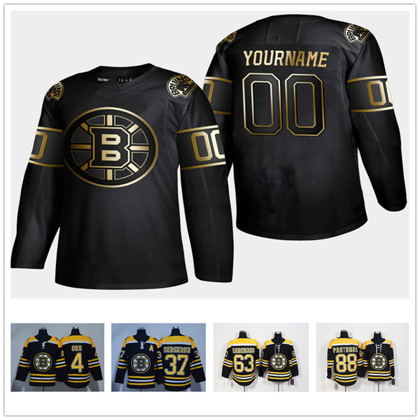 classic fit baf29 0e10c 2019 Mens Patrice Bergeron Jersey 2019 Stanley Cup Champion Brad Marchand  Custom Boston Bruins Winter Classic David Pastrnak Hockey Jerseys From ...