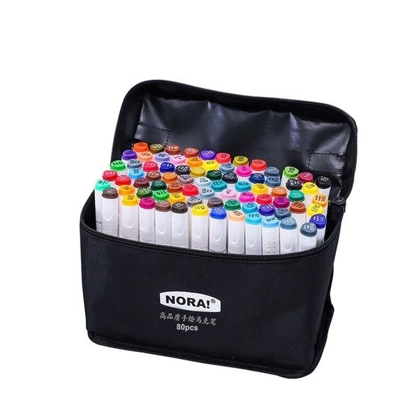 Markierungsstift 80 Farben