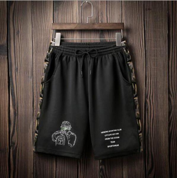 Modedesigner Shorts Herren Casual Strand Shorts Mit Mustern Marke Kurze Hosen Männer Unterwäsche Herren Board Shorts Herren Sommer Freizeit Tragen