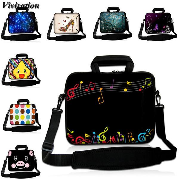 Computer Pouch 17.3 Inch Sleeve Laptop Bag 17 15 13 12 10 14 Inch Universal Notebook Case 14.1 Viviration Zipper Bolsas Bag