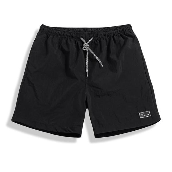 Mens ocasionales los pantalones cortos de diseño en la playa de moda de verano cortocircuitos del traje de baño de la resaca del chándal de gimnasios del basculador de los pantalones del traje de baño Bañadores longitud de la rodilla