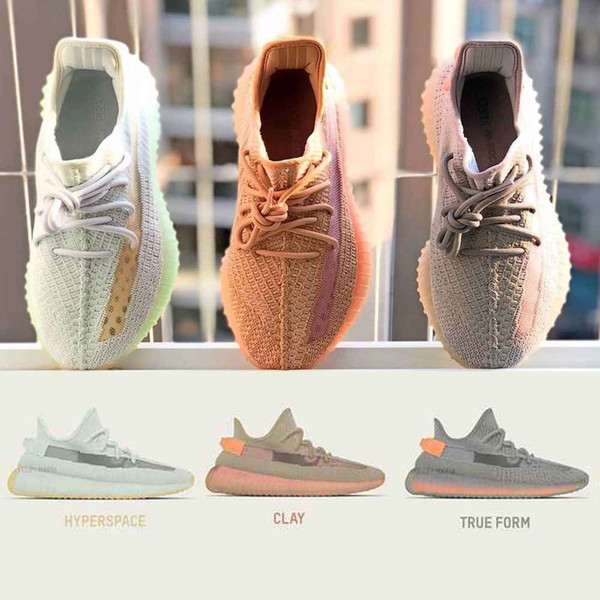 d35ea2a8b8c92 Adidas Yeezy Boost Sply-350 V2 Sneakers Running Shoes SESAME Zebra Clay  Static Reflective Hyperspace