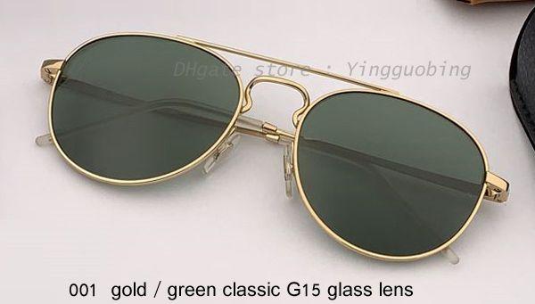 001 altın / yeşil klasik G15