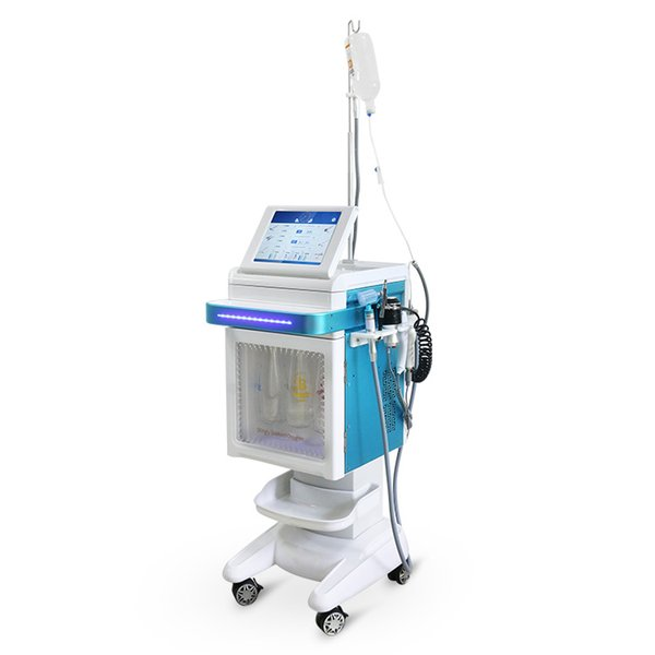 2020 New Version !!!TopQuality Multi-functional Face Cleaning Water Oxygen Jet Peel Machine