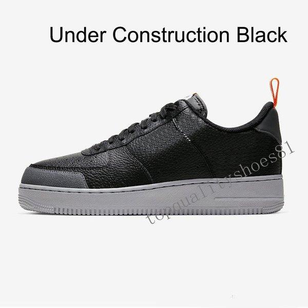 28 تحت الإنشاء الأسود