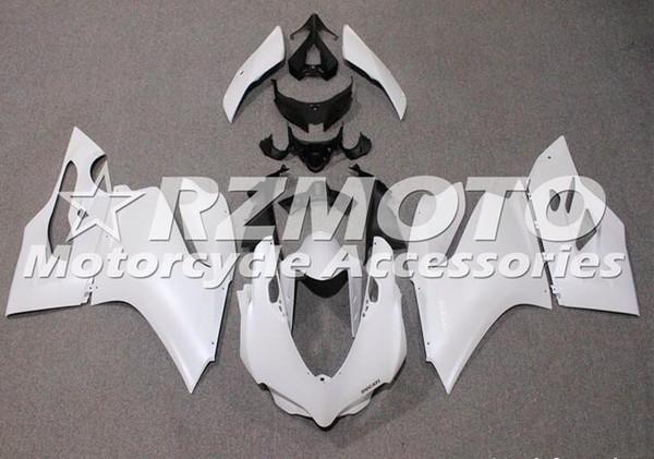 Top qualità Kit Nuovi ABS delle carenature del motociclo Ducati 899 1199 899s 1199s 2012 2013 2014 2015 2012-2015 carrozzeria carenature del bianco personalizzato