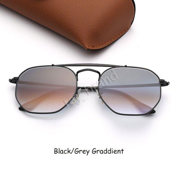 Siyah-Gri Gradyan
