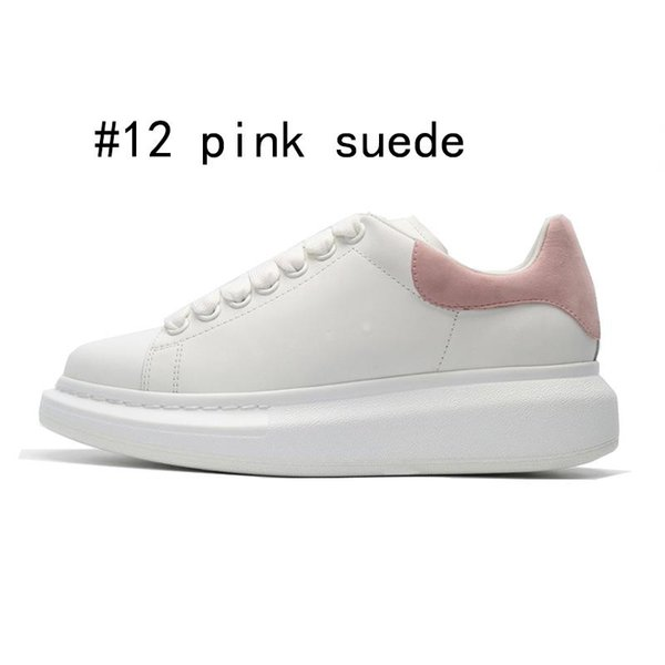 A12 Pink Suede