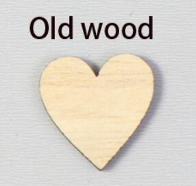 ل 14cm الخشب القديم