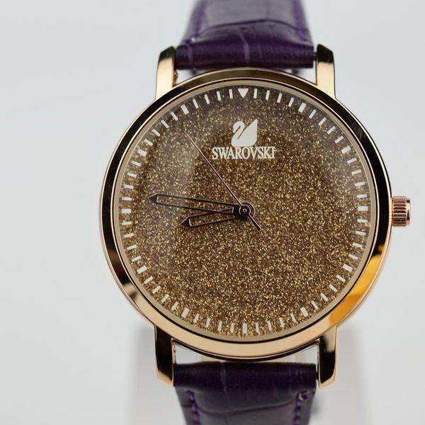 New Brand Luxury Star Lady Watch Steel Quartz Rose Rose Bracelet Watch Casual Clock Couple Girl Watch Relogio