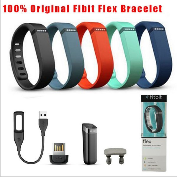 2019 Factory Direct Sell Original Refurbished Fitbit Flex Smart Wrisbands  Support Fitbit App Waterproof With Retail Package Car From Goods_queen,