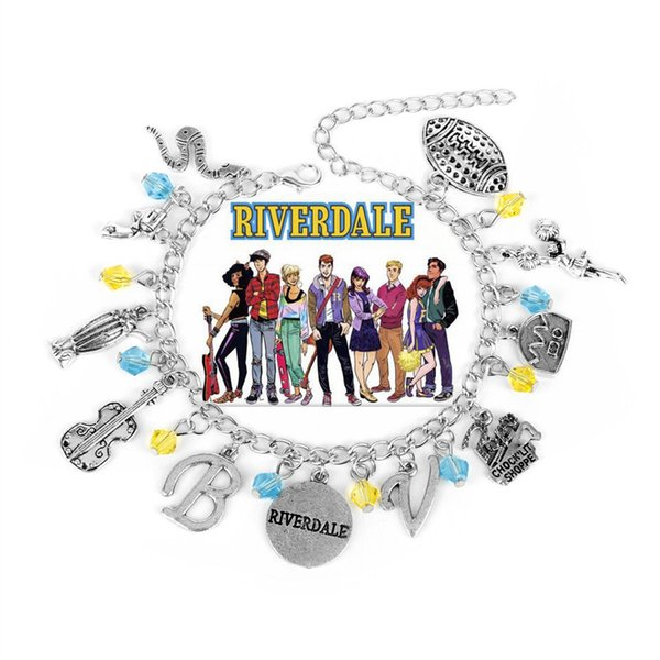 Fernsehserie Riverdale Pop's Shoppe Shelle Armband Armband Hamilto Broadway Musical