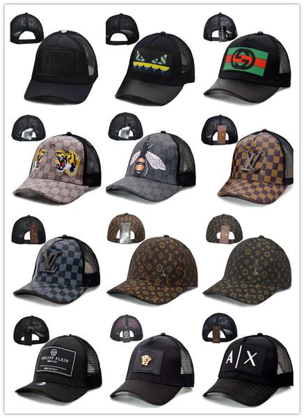 acheter pas cher meilleur en ligne vraie qualité new Designer Ball Hats For Women and Men Brand Snapback Baseball cap  Fashion Sport football design gorras Hat new polo bone casquette hat