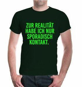 T-shirt unisexe Kurzarm rigolo avec une vue magnifique sur le monde