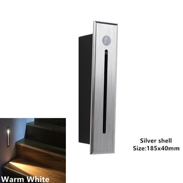 Silber Warmweiß B