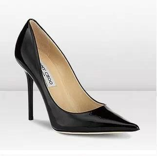 Jimmy KC Choo High Heels heels 1 Platform Pumps Nude Patent Leather Peep-toe Women Dress Sandals Shoes d4
