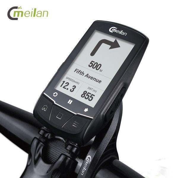 GPS Bicicleta Computadora Velocímetro Candence Frecuencia Cardíaca Bicicleta Inalámbrica Gps Navegación 2.6