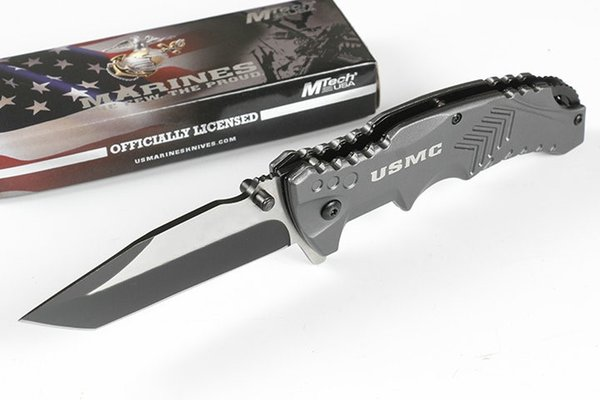 Consiglia Mtech-1058 coltello pieghevole apertura rapida (installazione esportazione) A161 A162 A163 lama di campeggio piegante di caccia piegante della lama