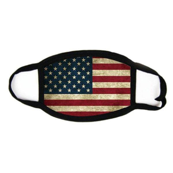 Maske Flagge # 12