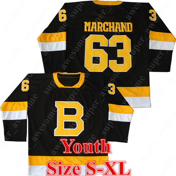 Youth Black Third