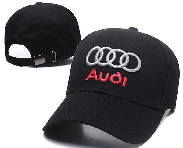 Sıcak Satış Mercedes AUDI kap kemik gorras Snapback Şapka F1 Şampiyonu Yarış Spor AMG Otomobil Kamyon Şoförü Erkekler Ayarlanabilir Golf Kap Güneş Şapka 15