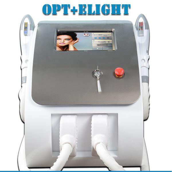 Best Opt Shr Elight machine Laser hair removal skin rejuvenation Anti-hair skin care wrinkle removal machine opt shr