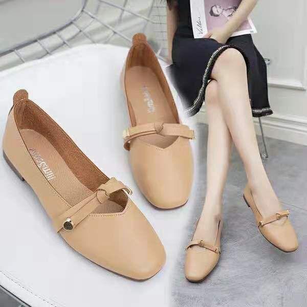 72906 Scarpe comode semplici Scarpe basse con plateau Scarpe casual da donna Camminare all'aperto Migliore qualità Slip on con scatola