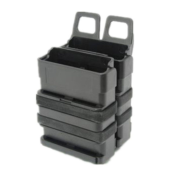 Tactical magazine pouch bag 5.56 pouch holster Fast Mag FOR M4 MAG Polymer free shipping